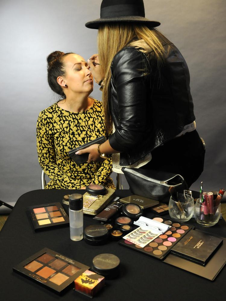 "New Trends in Headshots: The ""Uber"" of Makeup Artists"