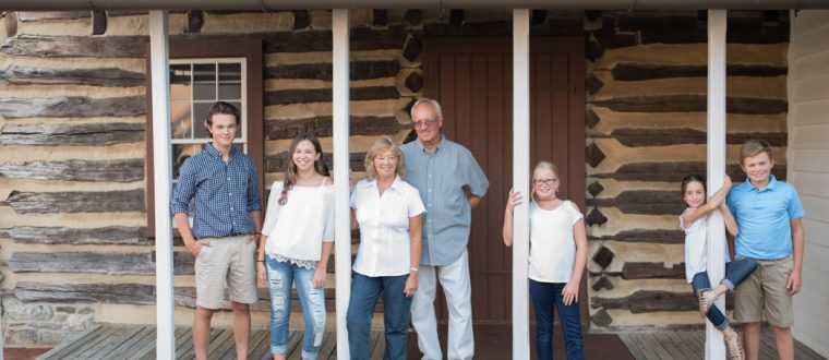 Why Summer Is Perfect for Family Portraits